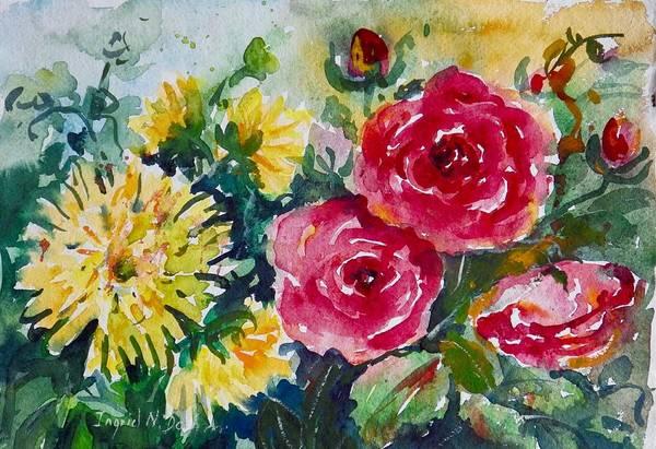Watercolor Series No. 212 Poster