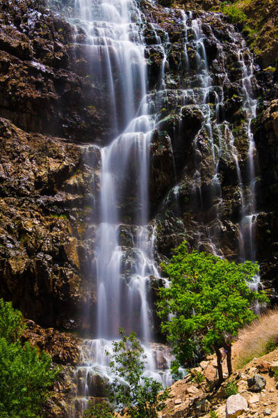 Waterfall Canyon Poster
