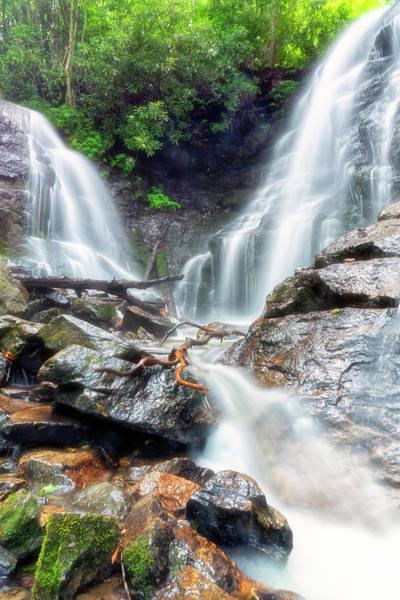 Waterfall Silence Poster