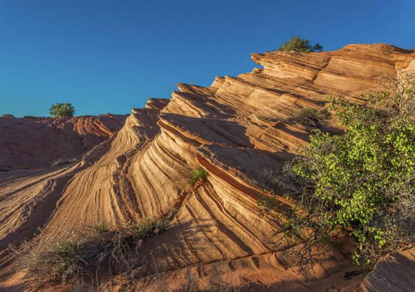Waterhole Canyon Rock Formation Poster