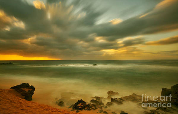 Whispering Sunset Poster