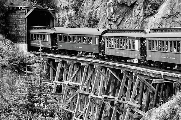 White Pass Railway Poster