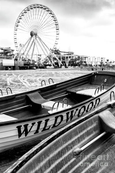 Wildwood Black 2008 Poster