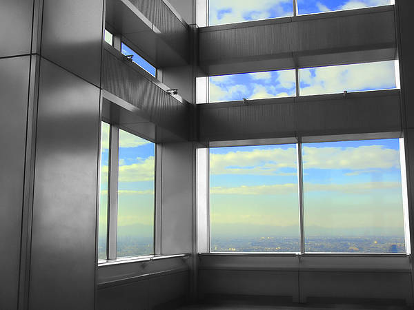 Windows To Tokyo Poster