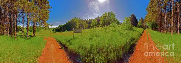 Wingate, Prairie, Pines Trail Poster