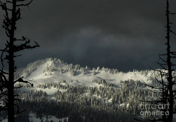 Winter In North Cascades Poster