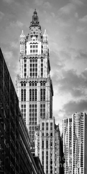 Poster featuring the photograph Woolworth Building by Juergen Held