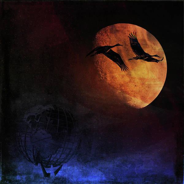 World's Fair Birds Poster