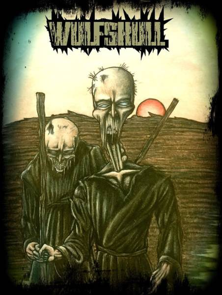Wulfskull #1 Poster