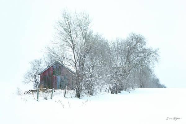 Wyeth Winter Poster