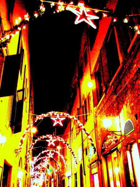 X'mas In Florence Poster