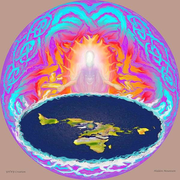 Yhwh Creation Poster
