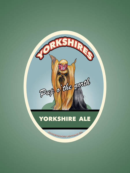 Yorkshire Ale Poster