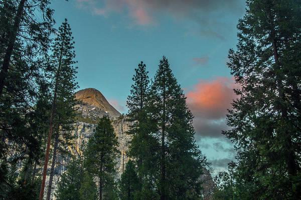 Yosemite Campside Evening Poster