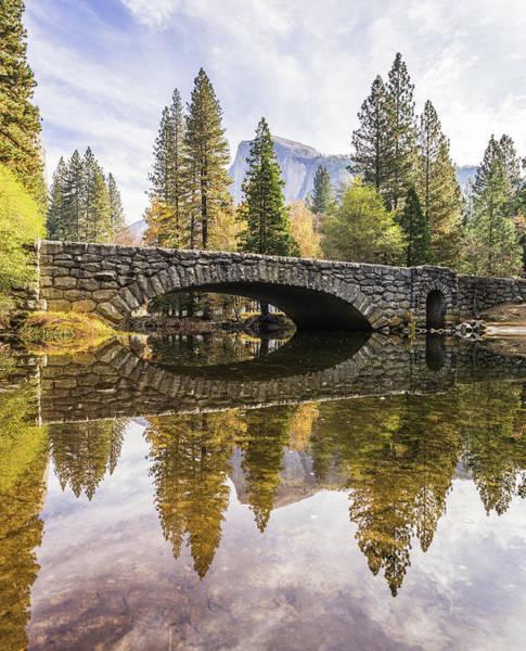 Yosemite Reflections Poster