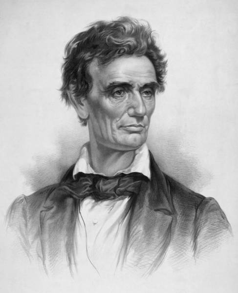 Young Abe Lincoln Poster