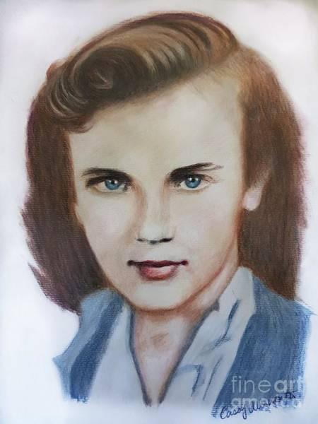Young Elizabeth  Poster