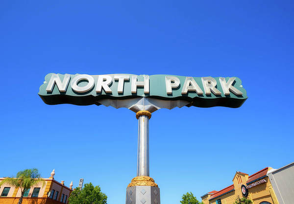 Welcome To North Park Poster