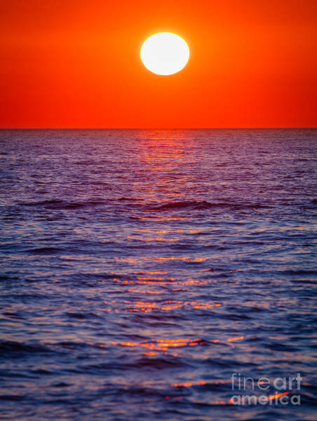Zadar Sunset Poster