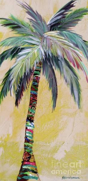 Zest Palm I Poster