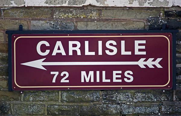 06/06/14 Settle. Period Destination Board. Poster