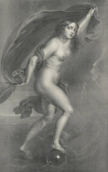 Goddess Of Fortune Poster