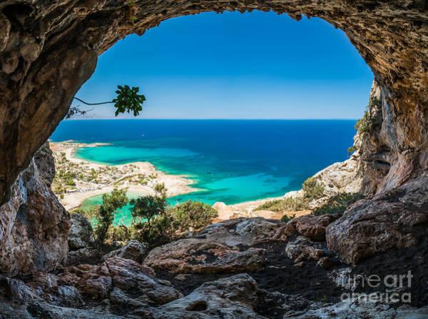 Greece, Crete Poster