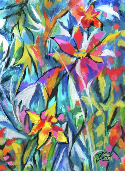 Jungle Garden Poster