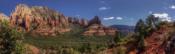 Mormon Canyon Panorama Poster