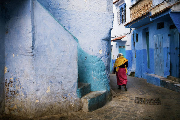 Poster featuring the photograph Morocco by Nicole Young