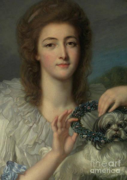 Princess Varvara Nikolaevna Gagarina Poster