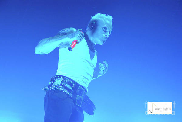 Prodigy Keith Flint  Poster