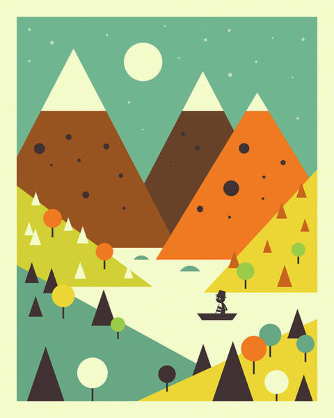 Scenic Poster