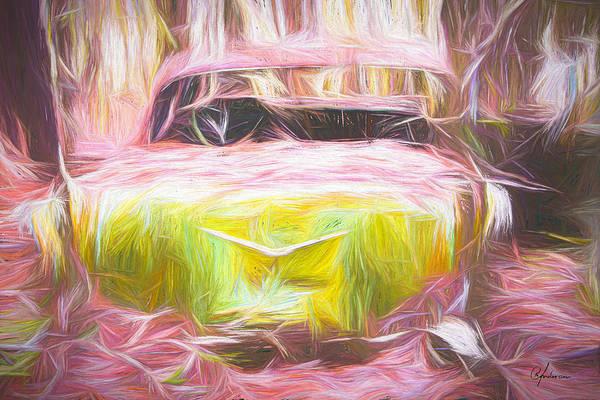 Scrap Car Iv Poster