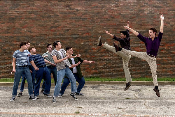 West Side Story 2 Poster