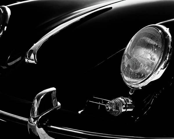 1956 Porsche 356 Poster