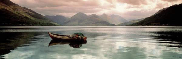 Lake Duich Highlands Scotland  Poster
