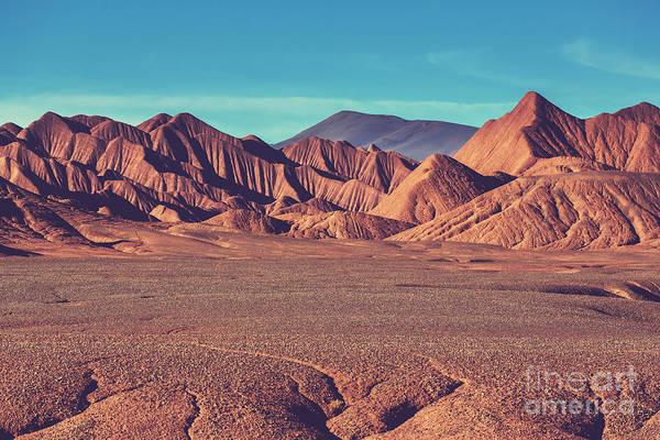 Landscapes Of Northern Argentina Poster