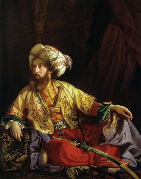 Emir Of Lebanon Poster