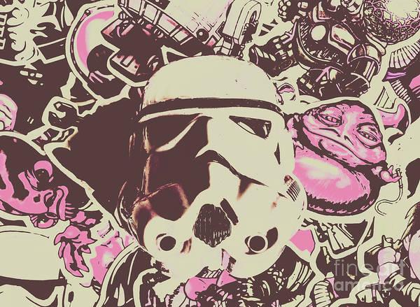 A Battle Storm Poster