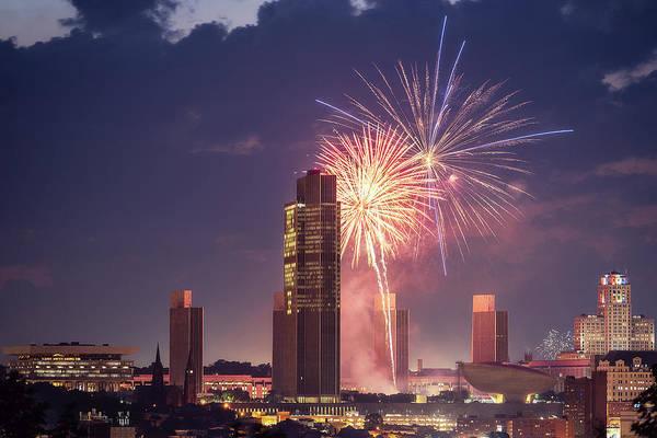 Albany Fireworks 2019 Poster
