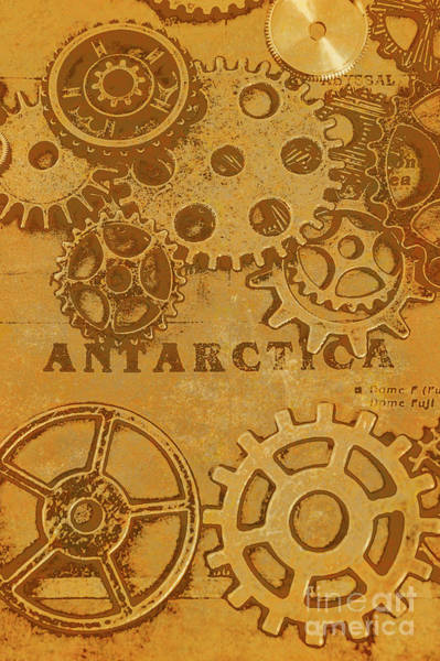 Antarctech Poster