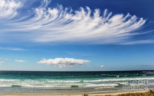 Aotearoa - The Long White Cloud, New Zealand Poster