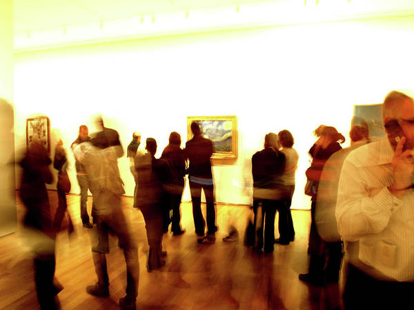 Art Gallery, Van Gogh Poster