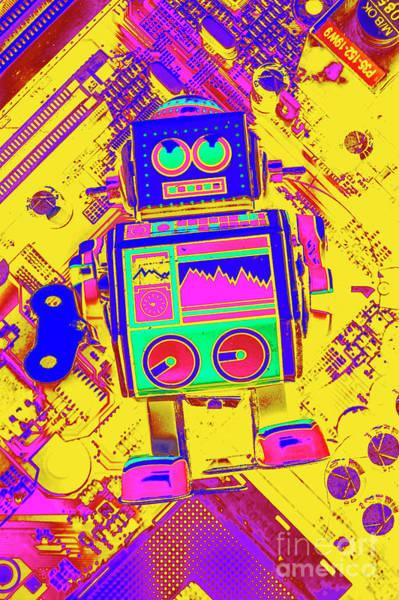 Automated Nostalgia Poster
