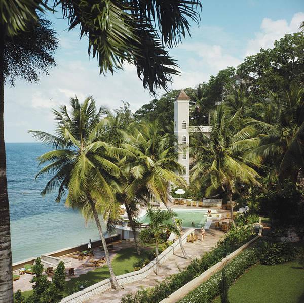 Bahamanian Hotel Poster