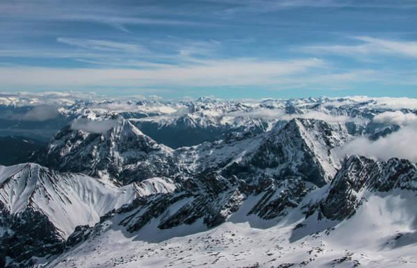 Bavarian Alps Poster
