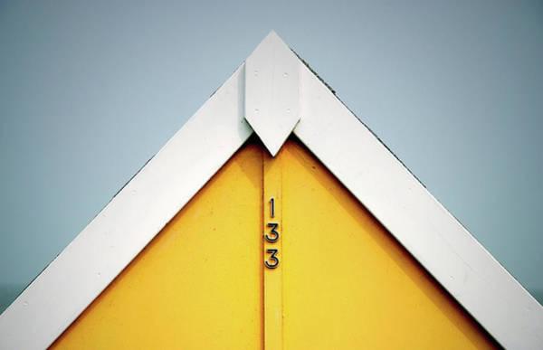 Beach Hut 133 Poster