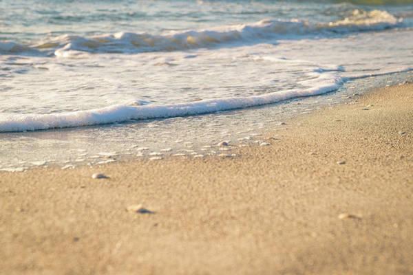 Beach Shorline Poster