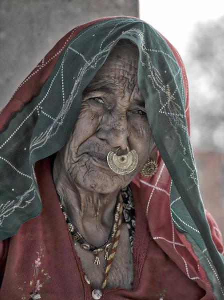 Bishnoi Woman Poster
